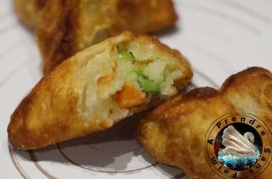 Samossa végétariens « Allo samossa »