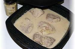 Filet Mignon à la Moutarde