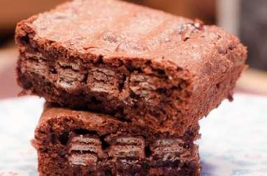 Brownie aux Kit Kat