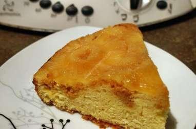 Gâteau à l'ananas au thermomix facile et rapide