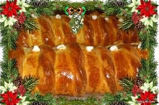Cozonac - Brioche roumaine