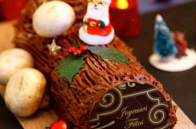 Bûche de Noël