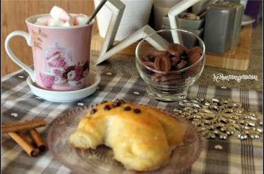 Les mannele , recette de Cristophe Felder et chocolat aux épices à la guimauve
