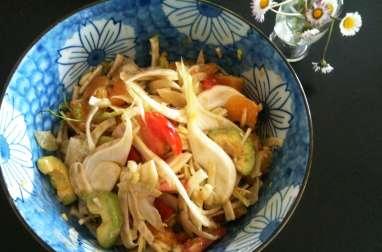 Salade oranges-fenouil
