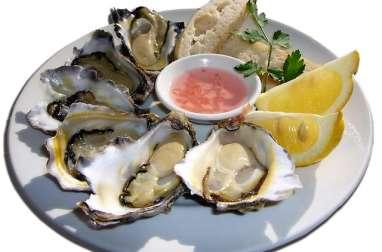 Sauces pour huîtres (citron, verjus, vinaigre, échalotes)