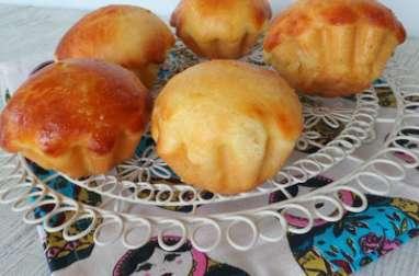 Petites brioches à la machine à pain