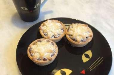 Mince Pies traditionnelles pour un Noël anglais
