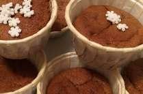 Ardéchois: gâteau à la crème de marrons