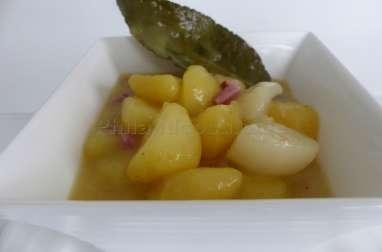 Ragoût de pommes de terre et de navets