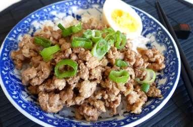 Porc à la taïwanaise