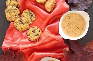 Cookies Parmesan, Chanterelles