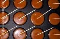 Bonbons, caramels, esquimaux, chocolats...