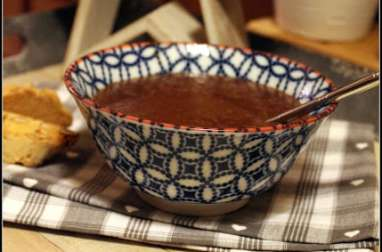 Chocolat chaud à l'italienne