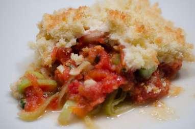 Crumble italien