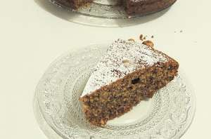 Gâteau aux noisettes