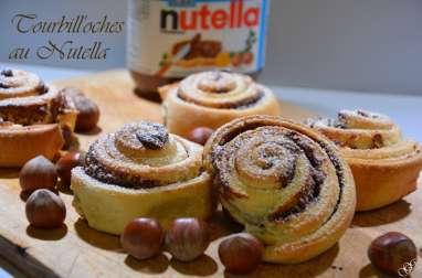 Tourbill'oches au Nutella