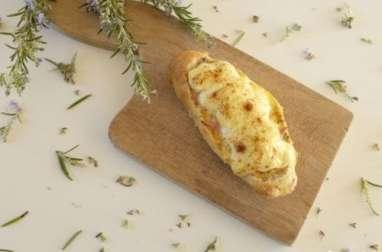 Egg boat à la savoyarde