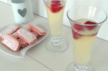 Soupe de Champagne ou de crémant