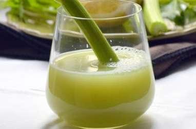 Cocktail sans alcool Céleri, Litchi, Gingembre, Citron