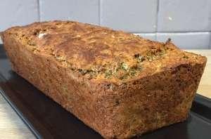 Cake aux lentilles, sarrasin et brocolis