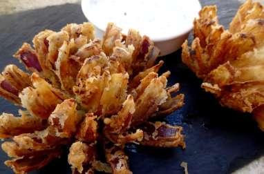 Fleur d'oignon frit