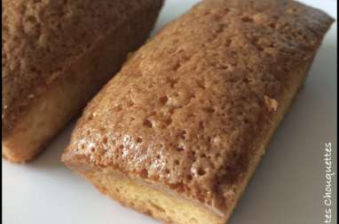 Mini-cakes au citron d'après Pierre Hermé