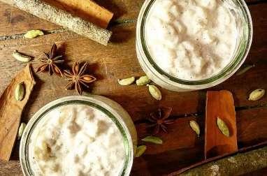 Riz au lait crémeux aux 3 épices