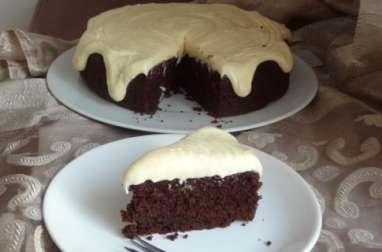 Irish chocolate stout cake (Irlande)