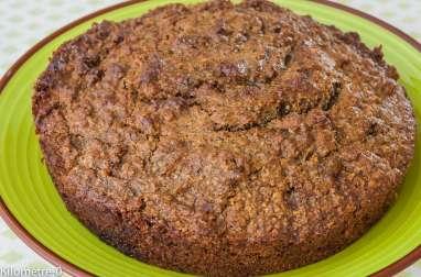Gâteau hyper rapide à la noisette