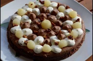 Fantastik Belle-Hélène chocolat, poires, vanille