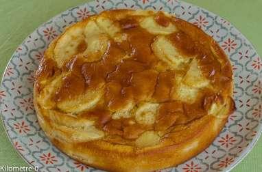 Le gâteau aux pommes de Guy