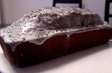 Cake au pavot et au citron
