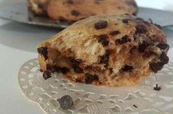 Baguettes briochées aux pépites de chocolat