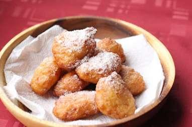 Calas: beignets de riz de la Nouvelle-Orléans