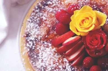 Cheesecake brûlé