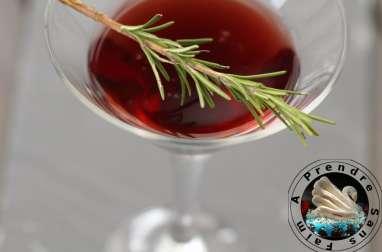 Black Forest Martini