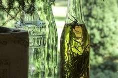 Vinaigrette à l'huile d'olive et au citron