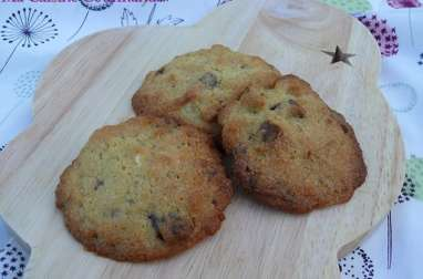 Maxi Cookies Américains aux Mégas Pépites