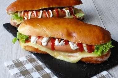 Hot-dog Alsacien