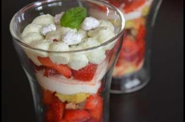 Kosmik fraise citron basilic