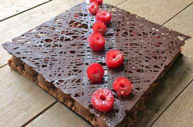 Fantastik chocolat, framboise de Christophe Michalak