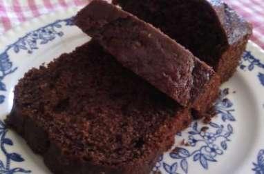 Cake au yaourt et au chocolat