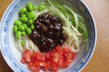 Salade de nouilles d'été