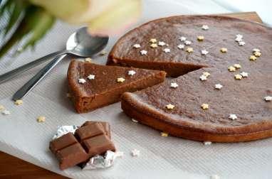 Fondant au chocolat végétarien et sans gluten