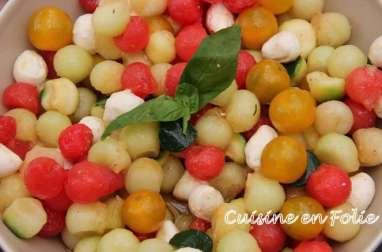 Salade de billes
