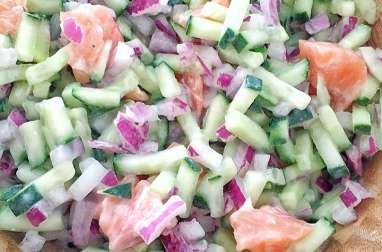 Salade des Îles