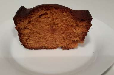 Cake au caramel beurre demi-sel
