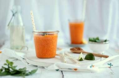 Salade de Carottes Râpées à l'Orange et Cannelle