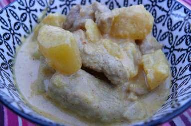 Filet Mignon au Curry Jaune