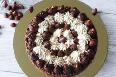 Fantastik chocolat praliné de Christophe Michalak